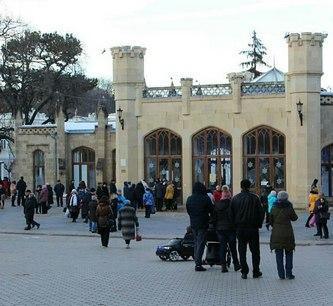 За новогодние праздники в Кисловодске отдохнуло свыше 20 тысяч человек